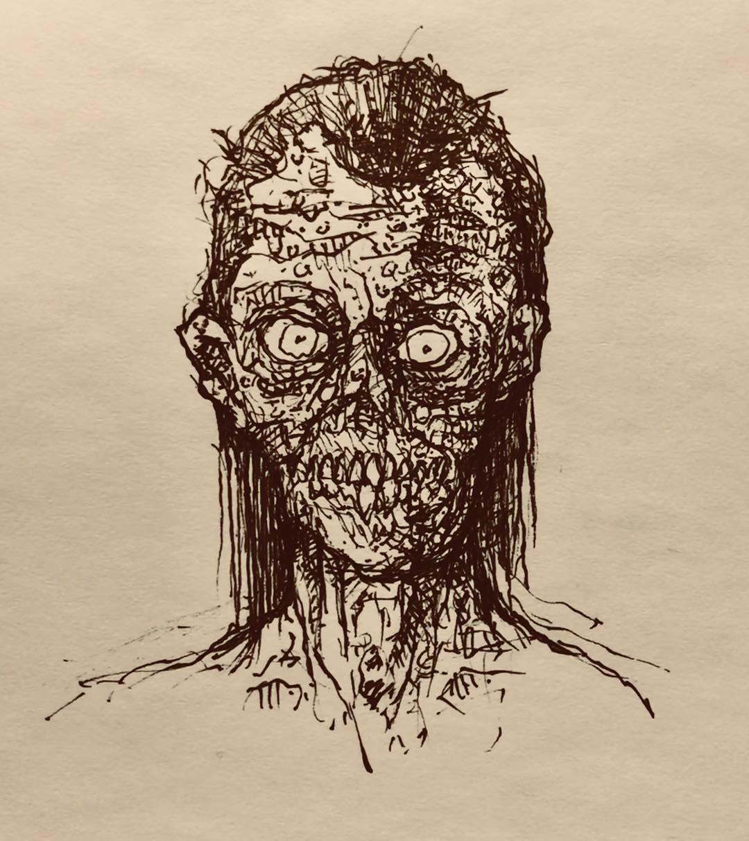 Meeting Zombie